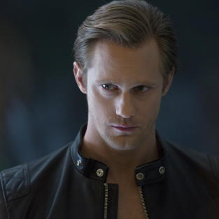 Serious eric true blood