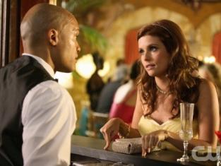 Megan Talks to the Bartender