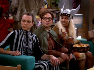 Watch The Big Bang Theory Season 1 Episode 6