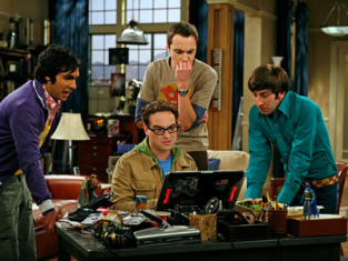 Watch The Big Bang Theory Season 1 Episode 14