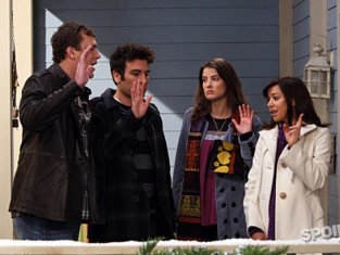 Watch How I Met Your Mother Season 4 Episode 15
