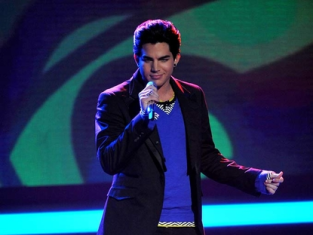 Adam Lambert Audition