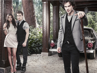 The Vampire Diaries Publicity Pic
