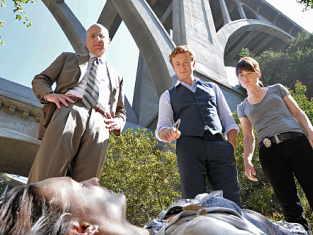 Watch The Mentalist Season 2 Episode 2