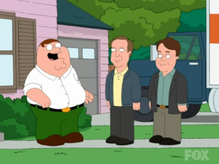 Watch Family Guy Season 8 Episode 3