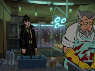 Watch Venture Brothers Season 4 Episode 1