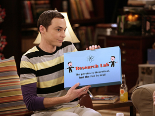 Watch The Big Bang Theory Season 3 Episode 7