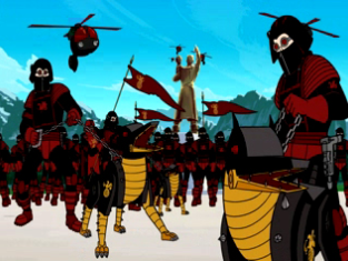Watch Venture Brothers Season 4 Episode 5