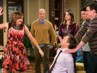 Lily Slaps Barney