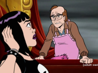Watch Venture Brothers Season 4 Episode 7