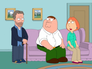 Watch Family Guy Season 8 Episode 9