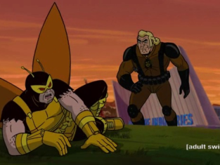 Watch Venture Brothers Season 4 Episode 8