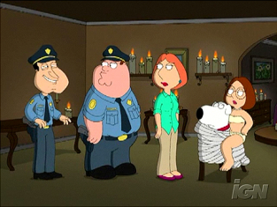 Watch Family Guy Season 5 Episode 8