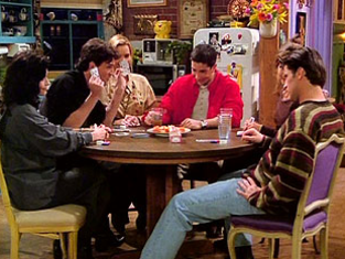 Watch Friends Season 1 Episode 18