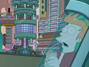 Watch Futurama Season 1 Episode 1