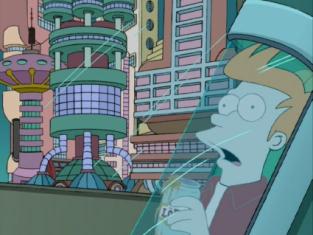 Watch Futurama Season 1 Episode 1