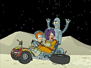 Watch Futurama Season 1 Episode 2