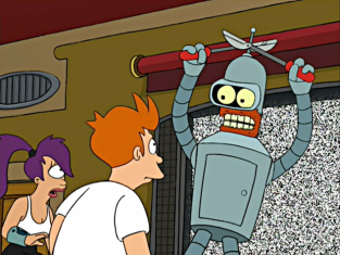 Watch Futurama Season 1 Episode 3