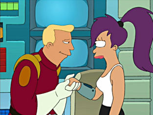 Watch Futurama Season 1 Episode 4