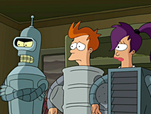 Watch Futurama Season 1 Episode 5