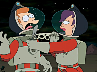 Watch Futurama Season 1 Episode 8