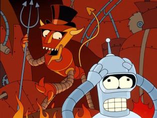Watch Futurama Season 1 Episode 9