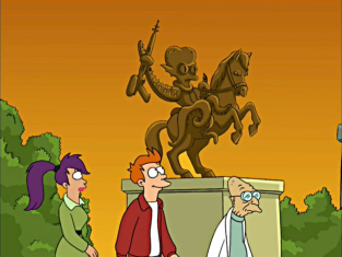 Watch Futurama Season 2 Episode 2