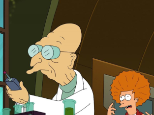 Watch Futurama Season 7 Episode 1