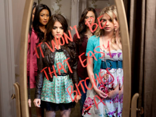 Watch Pretty Little Liars Season 1 Episode 4