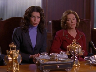 Watch Gilmore Girls Season 2 Episode 11