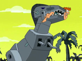 Watch Futurama Season 7 Episode 9