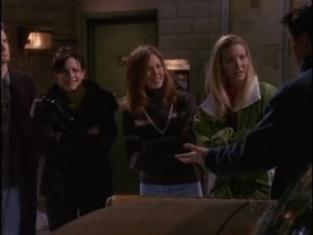 Watch Friends Season 3 Episode 17
