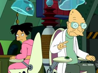 Watch Futurama Season 7 Episode 10