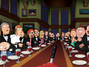 Watch Family Guy Season 9 Episode 1