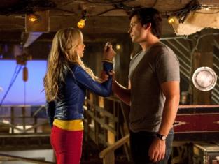 Kara and Clark