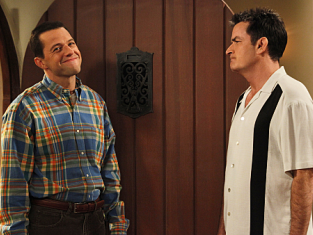 Watch Two and a Half Men Season 8 Episode 3