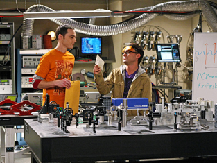 Watch The Big Bang Theory Season 4 Episode 6