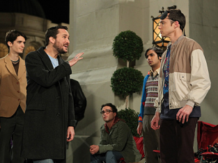 Watch The Big Bang Theory Season 4 Episode 8