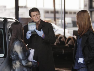 Watch Castle Season 3 Episode 9