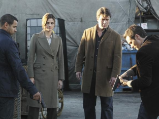 Watch Castle Season 3 Episode 10