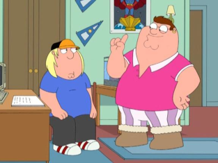 Watch Family Guy Season 7 Episode 8