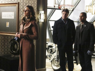 Watch Castle Season 3 Episode 14