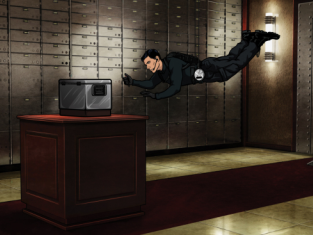 Watch Archer Season 2 Episode 3