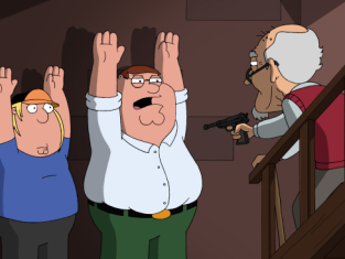 Watch Family Guy Season 9 Episode 11