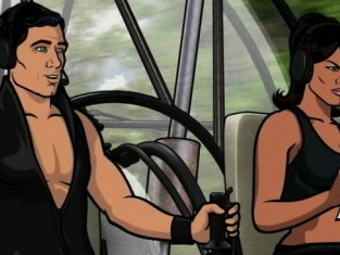 Watch Archer Season 2 Episode 4