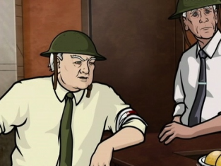 Watch Archer Season 2 Episode 5