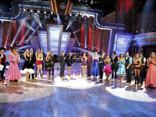 The New DWTS Cast