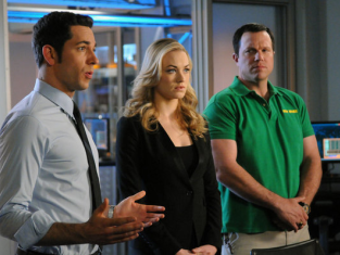 Watch Chuck Season 4 Episode 20