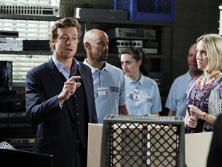 Watch The Mentalist Season 3 Episode 20