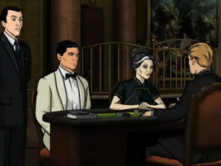 Watch Archer Season 2 Episode 11